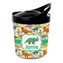 Dinosaurs Plastic Ice Bucket (Personalized)