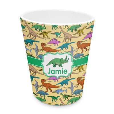 Dinosaurs Plastic Tumbler 6oz (Personalized)