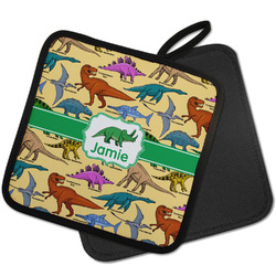 Dinosaurs Pot Holder w/ Name or Text