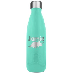 Dinosaurs RTIC Bottle - Teal (Personalized)