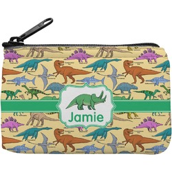 Dinosaurs Rectangular Coin Purse (Personalized)