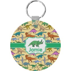 Dinosaurs Keychains - FRP (Personalized)