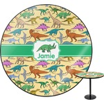 Dinosaurs Round Table (Personalized)