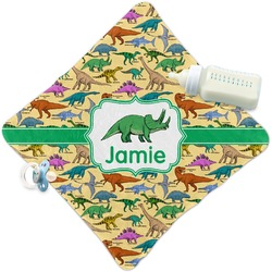 Dinosaurs Security Blanket (Personalized)