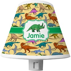 Dinosaurs Shade Night Light (Personalized)