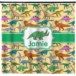 Dinosaurs Shower Curtain (Personalized)