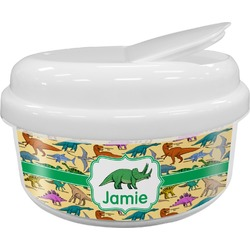 Dinosaurs Snack Container (Personalized)