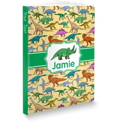Dinosaurs Softbound Notebook (Personalized)