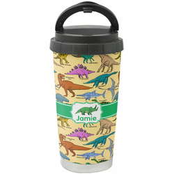 Dinosaurs Stainless Steel Coffee Tumbler (Personalized)
