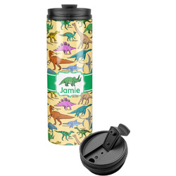 Dinosaurs Stainless Steel Travel Tumbler (Personalized)