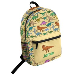 Personalized Dinosaur Skeletons Student Backpack