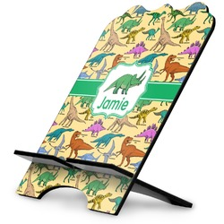 Dinosaurs Stylized Tablet Stand (Personalized)