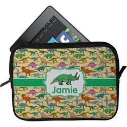 Dinosaurs Tablet Case / Sleeve (Personalized)