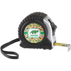 Dinosaurs Tape Measure (25 ft) (Personalized)