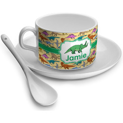 Dinosaurs Tea Cups (Personalized)