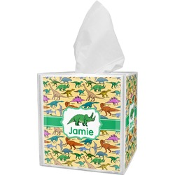 Dinosaurs Tissue Box Cover (Personalized)