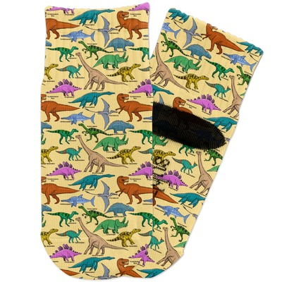 Dinosaurs Toddler Ankle Socks (Personalized)
