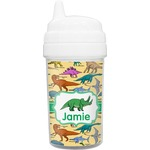Dinosaurs Toddler Sippy Cup (Personalized)