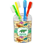 Dinosaurs Toothbrush Holder (Personalized)