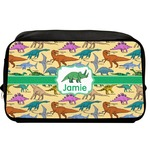 Dinosaurs Toiletry Bag / Dopp Kit (Personalized)