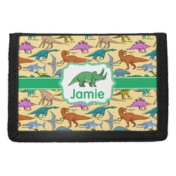 Dinosaurs Trifold Wallet (Personalized)