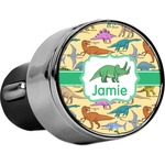 Dinosaurs USB Car Charger (Personalized)