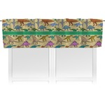 Dinosaurs Valance (Personalized)