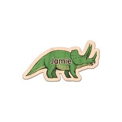 Dinosaurs Genuine Wood Sticker (Personalized)
