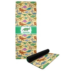 Dinosaurs Yoga Mat (Personalized)