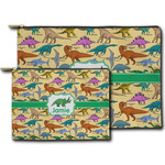 Dinosaurs Zipper Pouch (Personalized)