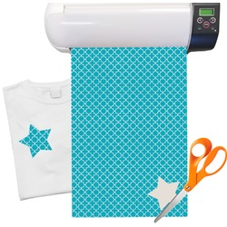 "Clover Heat Transfer Vinyl Sheet (12""x18"")"