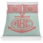Chevron & Anchor Comforters (Personalized)