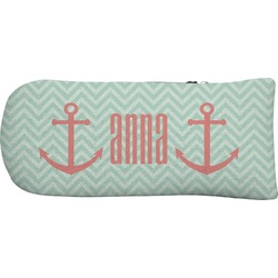 Chevron & Anchor Putter Cover (Personalized)