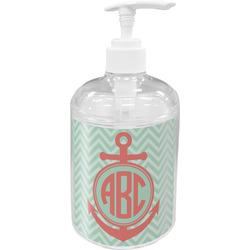 Chevron & Anchor Soap / Lotion Dispenser (Personalized)