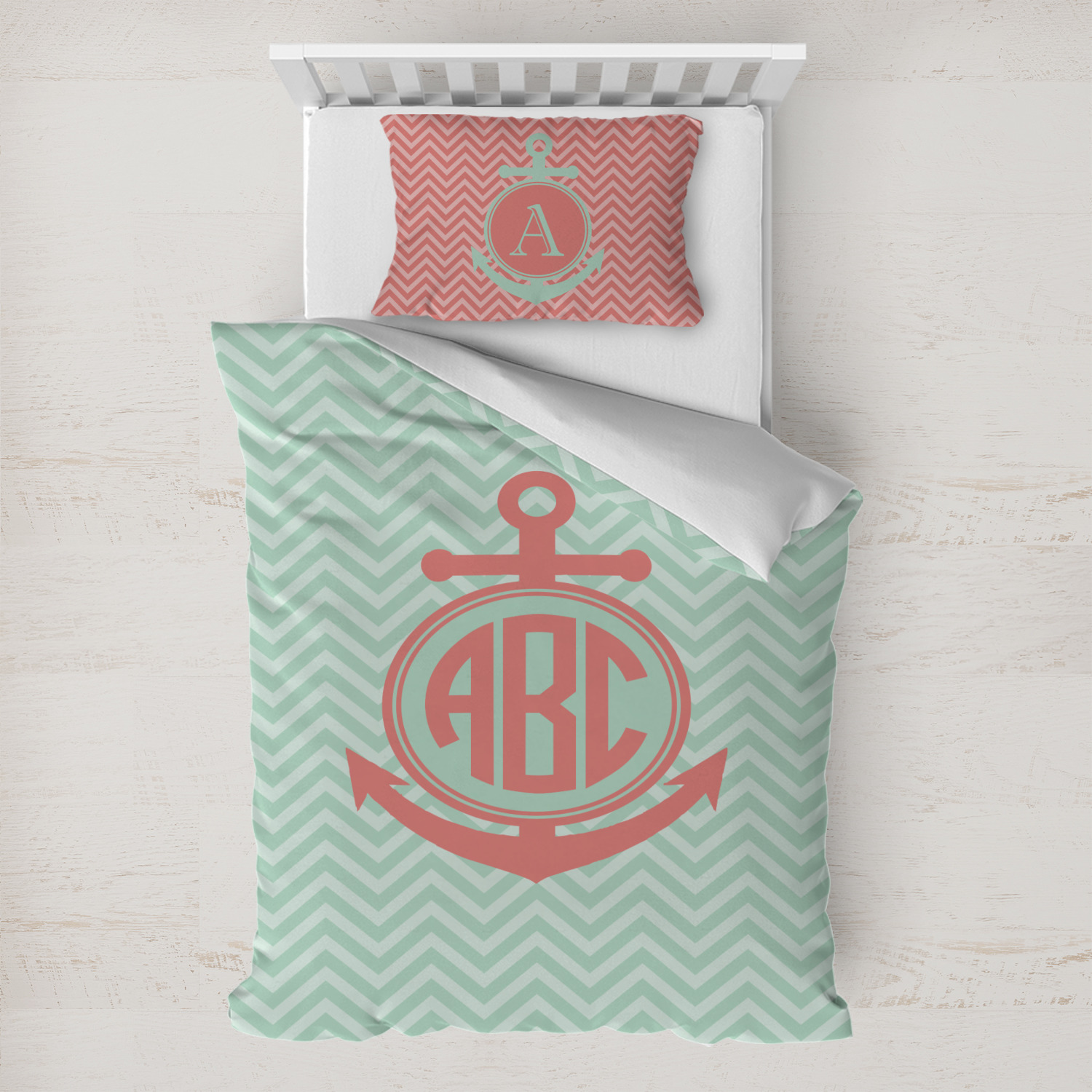 Anchor Toddler Bedding