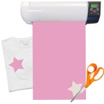 "Tone on Tone Chevron Heat Transfer Vinyl Sheet (12""x18"")"