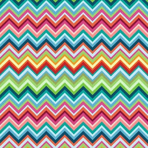 Retro Chevron Patten