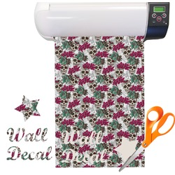 Sugar Skulls Vinyl Sheet (Re-position-able)