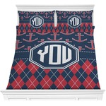 Anchors & Argyle Comforter Set (Personalized)