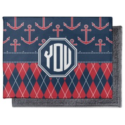 Anchors & Argyle Microfiber Screen Cleaner (Personalized)