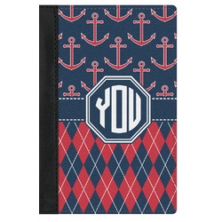 Anchors & Argyle Genuine Leather Passport Cover (Personalized)