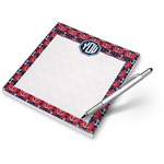 Anchors & Argyle Notepad (Personalized)