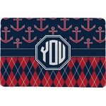 Anchors & Argyle Comfort Mat (Personalized)