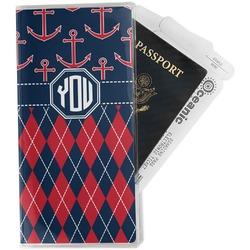 Anchors & Argyle Travel Document Holder