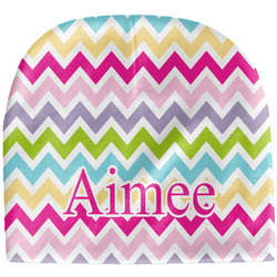 Colorful Chevron Baby Hat (Beanie) (Personalized)