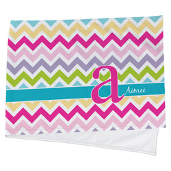 Colorful Chevron Cooling Towel (Personalized)