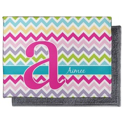 Colorful Chevron Microfiber Screen Cleaner (Personalized)