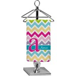 Colorful Chevron Finger Tip Towel - Full Print (Personalized)