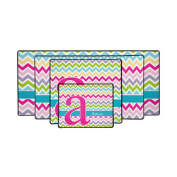 Colorful Chevron Gaming Mouse Pad (Personalized)