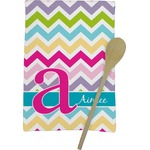 Colorful Chevron Kitchen Towel - Full Print (Personalized)